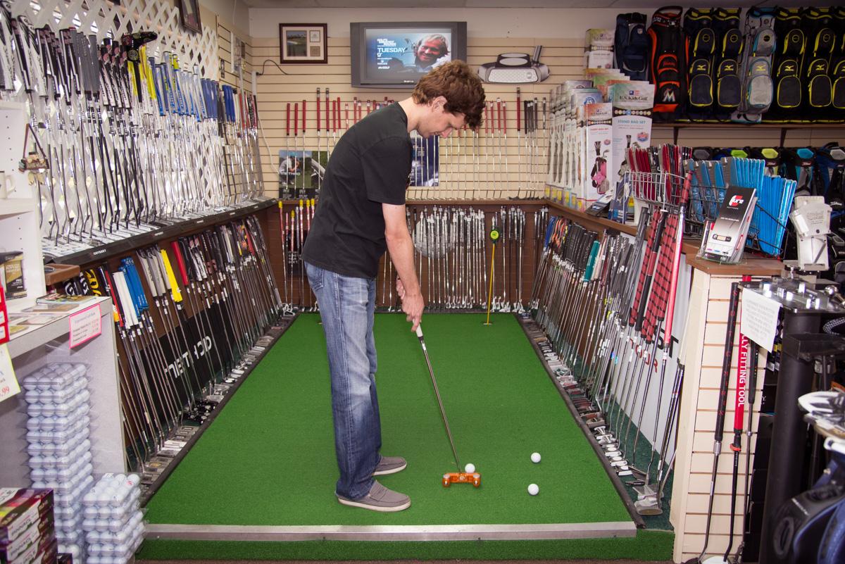 Lefty Golf Trader